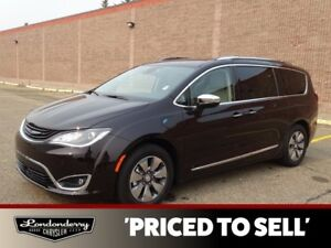 2018 Chrysler Pacifica Hybrid HYBRID LIMITED             3.6L PE