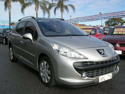2007 Peugeot 207 XT Touring 4 Speed Automatic Wagon Enfield Port Adelaide Area Preview