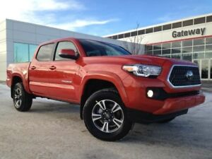 2018 Toyota Tacoma TRD Sport 4x4 Double Cab 127.4 in. WB