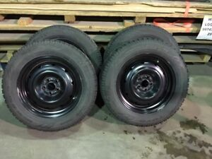 Toyo Observe GSi-5 Winter tires with rims