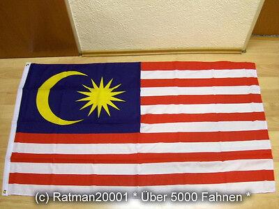 Fahnen Flagge Malaysia - 90 x 150 cm