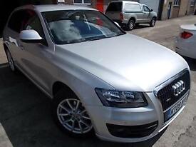 Audi Q5 2.0TDI quattro S Tronic 2009MY SE