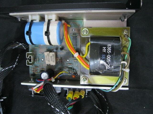 Power Pac Ep8cc-05-ov Power Pac Ep8cc-05-oc M77 Linear Power Supply; Input: 208v