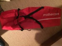 Travel cot -perfect condition