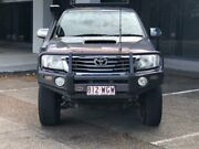 2012 Toyota Hilux GGN15R MY12 SR5 Grey 5 Speed Automatic Dual Cab Pick-up Eagle Farm Brisbane North East Preview