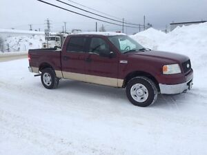 2006 Ford F-150 SuperCrew 4x4