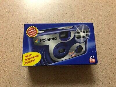 Polaroid Fun Shooter Flash In Box Single Use Camera Polaroid Fun Flash