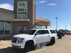 2017 Chevrolet Suburban LT Leather/Nav/DVD/22's $55987