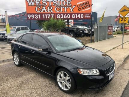2010 Volvo S40 MY10 T5 R-Design 5 Speed Auto Geartronic Sedan Hoppers Crossing Wyndham Area Preview