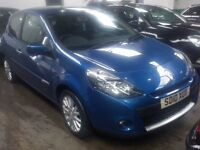 Renault CLIO DYNAMIQUE 16V-Finance Available to People on Benefits and Poor Credit Histories-