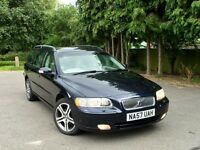 2007 VOLVO V70 2.4 Estate Automatic Sport SE Auto, 2 YEARS WARRANTY, like mercedes, bmw, audi, ford