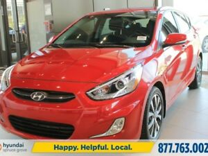2017 Hyundai Accent 1.6L GLS-PRICE COMES WITH A $250 GAS CARD &