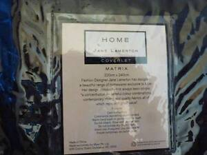HOME Jane Lamerton Bed Cover Merewether Newcastle Area Preview