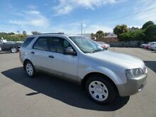 2005 Ford Territory SX TX (RWD) Silver 4 Speed Auto Seq Sportshift Wagon Devonport Devonport Area Preview