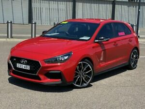 2018 Hyundai i30 PDe.2 MY18 N Performance Red 6 Speed Manual Hatchback New Lambton Newcastle Area Preview