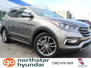 2018 Hyundai Santa Fe Sport 2.0L TURBO, LEATHER, SUNROOF