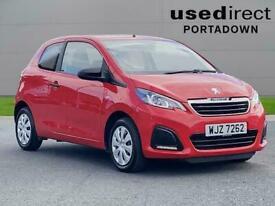 image for 2014 Peugeot 108 1.0 Access 3Dr Hatchback Petrol Manual