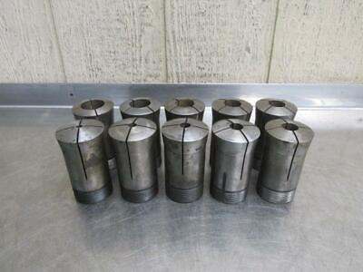 Hardinge 3j Collets Metal Lathe 14 38 12 58 34 78 1516 1 1-18