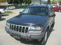 2002 Jeep Grand Cherokee V6 1 OWNER VERY CLEAN!