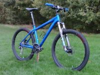 SPECIALIZED Rockhopper M4.Just 25 lb. Perfect Working Order. 27sp,.Hydraulic Brakes.V comfortable.
