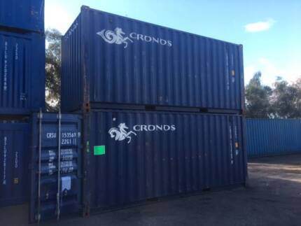 20ft SEA CONTAINER USED