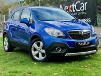 Vauxhall Mokka 1.4 16v Turbo Exclusiv 4X4 Edition Very Low Mileage, One Owner