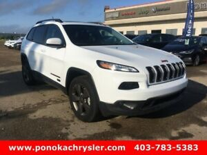 2016 Jeep Cherokee 75th Anniversary, AWD,Heated Seats & Steering