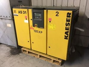 Compresseur à vis Kaeser AS-31  25 Hp
