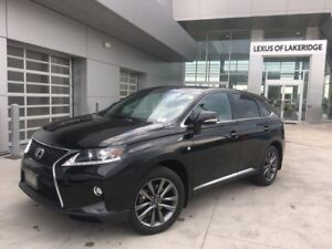 2015 Lexus RX 350 F Sport, One Owner, No Accidents, Fully Loaded