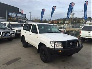 2003 Toyota Landcruiser HZJ105R (4x4) 5 Speed Manual 4x4 Wagon Lilydale Yarra Ranges Preview