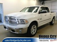 2013 Ram 1500 4WD Crew Cab Laramie - AIR SUSPENSION RAMBOX LOADE