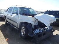 Parting out 2002-2007 Chevrolet Avalanche MANY PARTS