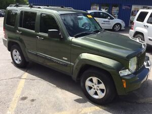 2009 JEEP LIBERTY NORTH 4X4