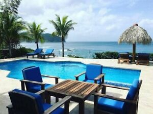 Costa Rica Ocean Front Dream Rental 93$ USD per day