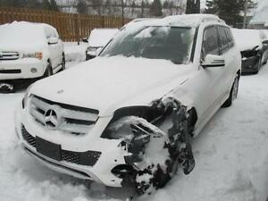 2013 Mercedes-Benz GLK-Class GLK250 BlueTec *BRANDED SALVAGE*