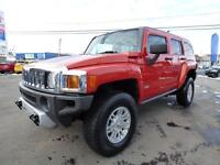 2008 HUMMER H3 (AUTOMATIQUE, 4WD, 96,000 KM, CUIR, MAGS, FULL!!)