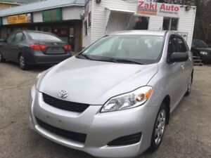 2010 Toyota Matrix Clean Carproof/Safety/E Test included Price