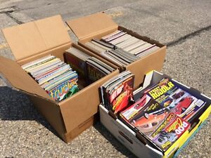 Collection of 300 Street Rod and Hot Rod Magazines