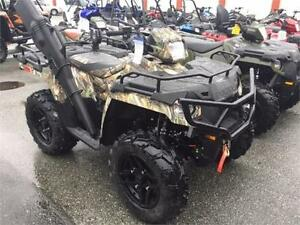 SPORTSMAN 570 EPS PURSUIT GENERATRICE INCLUS