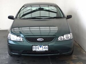 2006 Ford Falcon BF XT Green 4 Speed Sports Automatic Sedan Mount Gambier Grant Area Preview