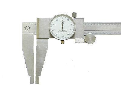 24 Heavy Duty Precision Dial Caliper New
