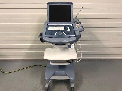 Ge Voluson E Portable Ultrasound Machine.