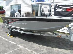 STARCRAFT SELECT160 YAMAHA F50