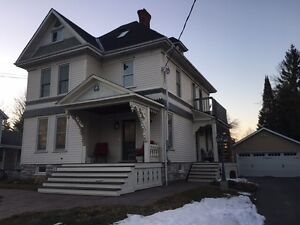 Historic Victorian home for rent in Picton, Ontario