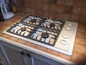 plaque de cuisson au gaz Amana comme neuve