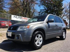 2007 SUZUKI GRAND VITARA JX SPORT PACKAGE**NO ACCIDENTS**