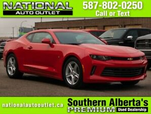 2017 Chevrolet Camaro LT - 2.0 TURBO CHARGED- AUTOMATIC - SUNROOF
