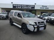 2010 Toyota Hilux GGN25R 09 Upgrade SR (4x4) Olivine 5 Speed Automatic Dual Cab Pick-up Wangara Wanneroo Area Preview