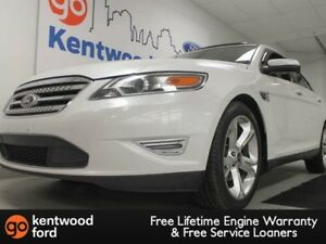2011 Ford Taurus SHO- It's FO SHO the best! Loaded up with NAV,