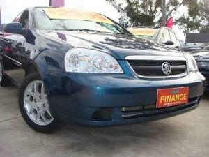 2008 Holden Viva Sedan Enfield Port Adelaide Area Preview